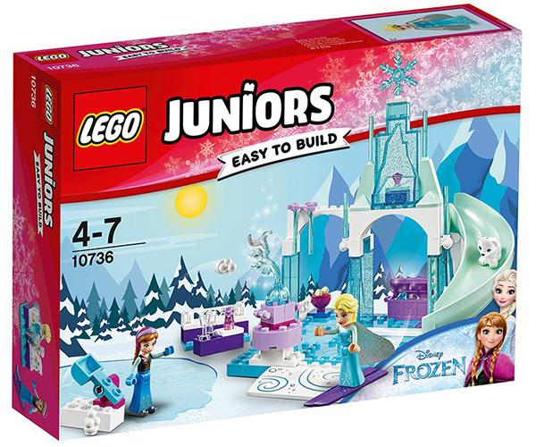 """Is it even Christmas without a new *Frozen* toy? Lego Juniors have released this magical Elsa and Anna set, ideal for kiddies 4-7 years. [Anna & Elsa's Frozen Playground, $29.99, Toys R Us](https://www.toysrus.com.au/lego-anna-elsas-frozen-playground-10736_8019231/ target=""""_blank"""" rel=""""nofollow"""")."""