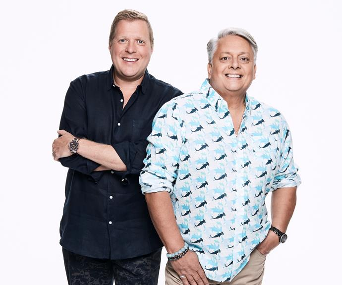 Queenslanders Brent and Leroy are the series villians