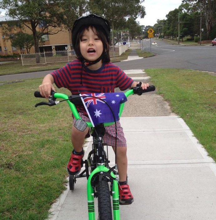 Julian was just seven years old when his life was wrongfully taken from him.