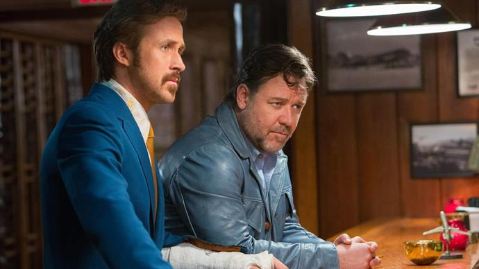 ***The Nice Guys:*** Last year, cop comedy *The Nice Guys*, starring Ryan Gosling and Russell Crowe, came to the big screen. Although the movie wasn't a hit at the box office, Fox has ordered a female-led TV version called *The Nice Girls*. The show will be written by Michael Diliberti (who also wrote *30 Minutes or Less*), and will presumably follow two female detectives who solve crimes in LA.