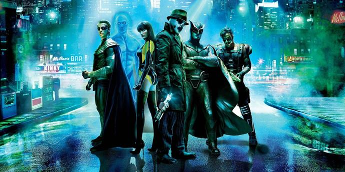 ***Watchmen:*** HBO confirmed the news in September that DC Comics *Watchmen* was heading to the small screen. The comic follows a group of heroes during the era of the Cold War, but it is not yet known what direction the TV series is heading towards. The original film's director Zack Synder was initially attached to the series, but talks fell through.