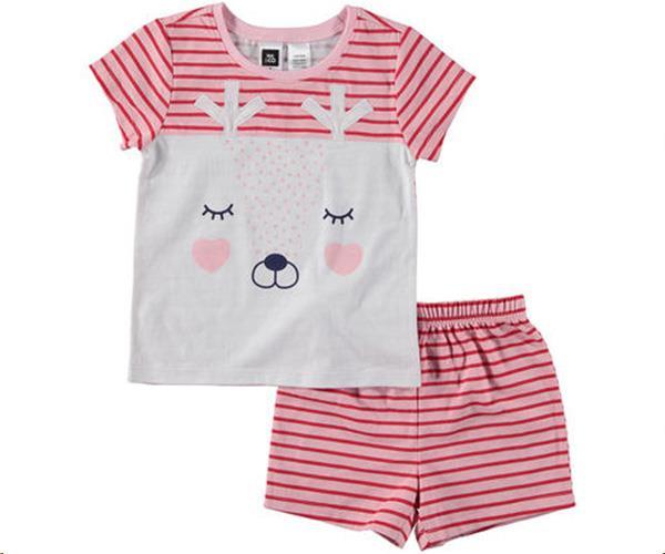 "Little prancing girls will love these pretty reindeer PJs. [$9,Kmart.](http://www.kmart.com.au/product/novelty-pyjama-set/1794831|target=""_blank""|rel=""nofollow"")"