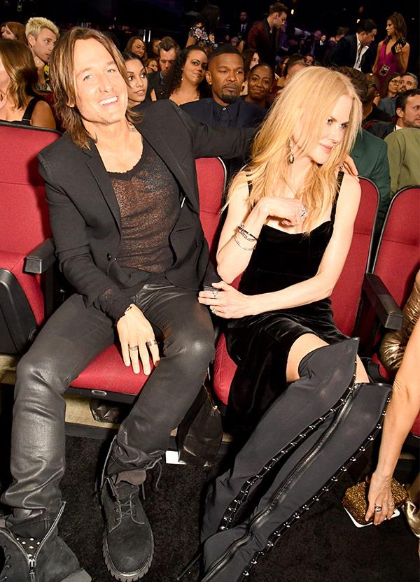 Nicole Kidman and Keith Urban are seriously loving their date nights lately!