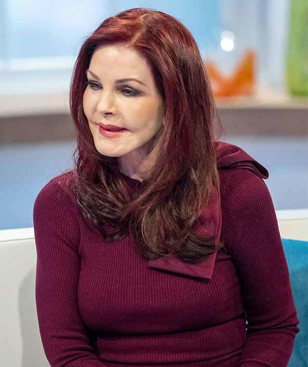 What Has Priscilla Presley Done To Her Face Now To Love