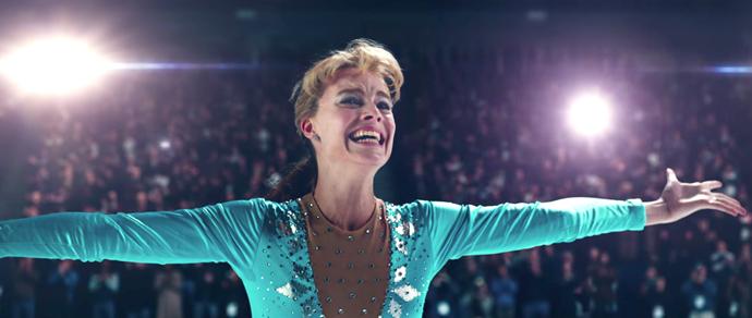 **2018:** She's set to dazzle in *I, Tonya*, the biopic of disgraced figure-skater Tonya Harding.