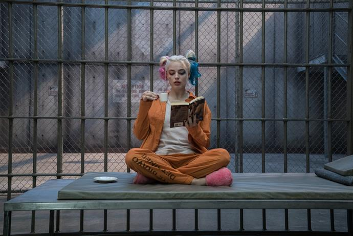 **2016:** This was a massive year for Margot, with roles in *The Legend Of Tarzan*, *Whiskey Tango Foxtrot* and *Suicide Squad*, where she played Harley Quinn.