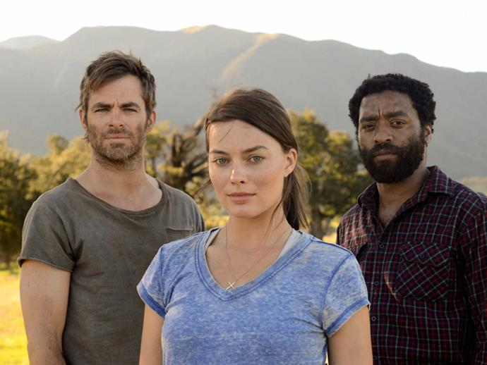 2015: The homegrown actress starred with Chris Pine and Chiwetel Ejiofor in this dystopian drama.