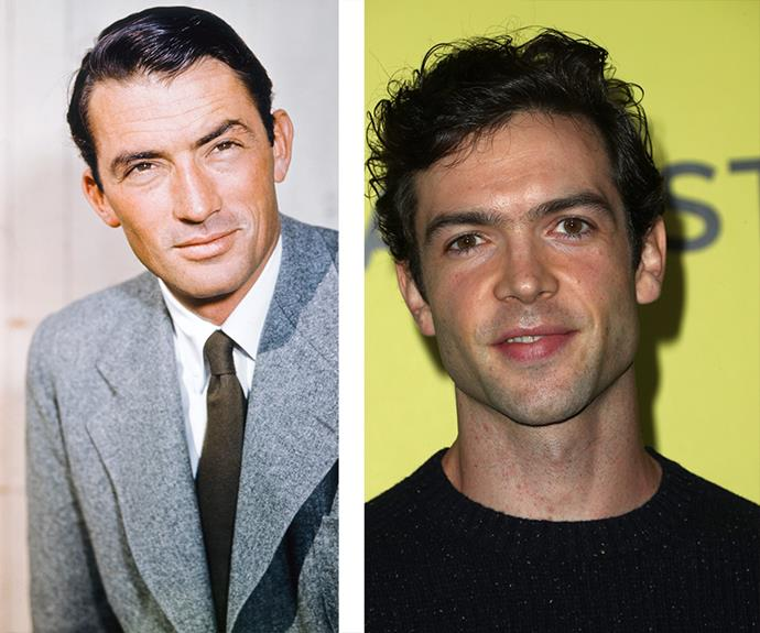 The 30-year-old is an actor too. He got his start on *That '70s Show* and once confessed that the Hollywood legend was just Grandpa, who taught him to how to float in a pool.