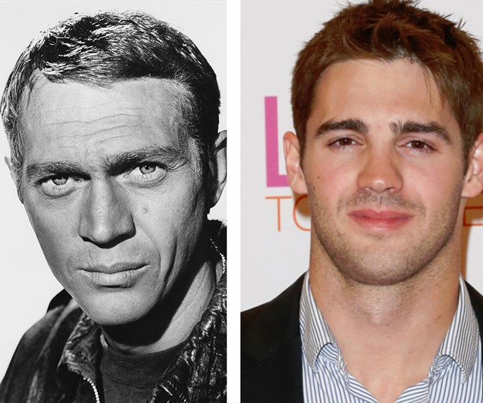 The younger McQueen, born in 1988, cut his acting teeth as Jeremy Gilbert in *The Vampire Diaries*. Now you can watch him in Chicago Fire.