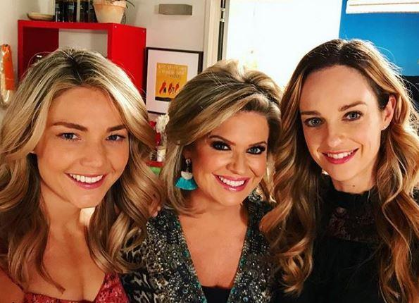 Penny McNamee (Tori) has joined the party!