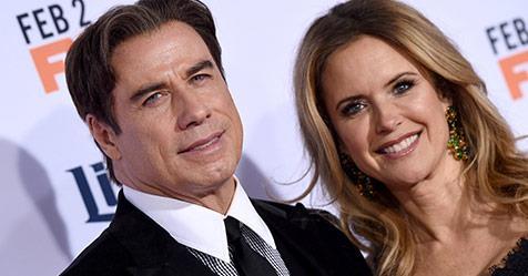 John Travolta and Kelly Preston's shock split | Woman's Day