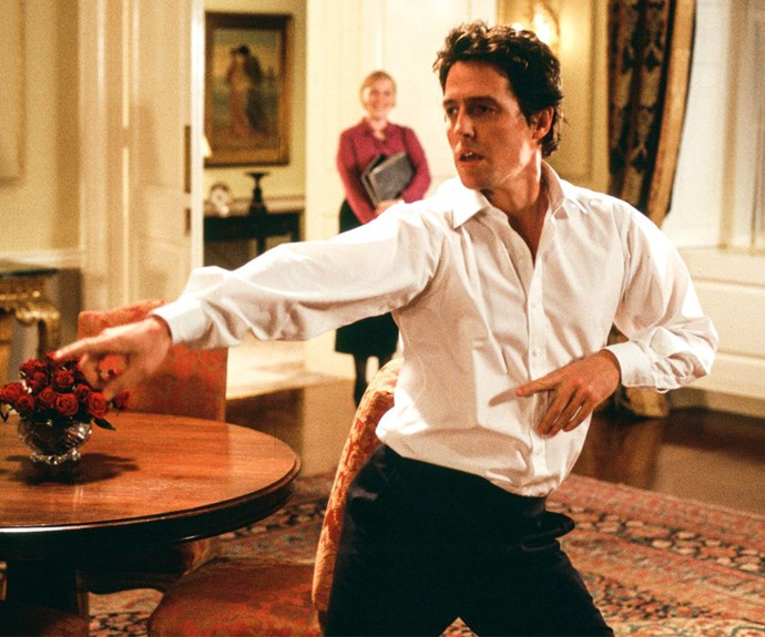 **Love Actually (2003):** It has quickly become a Christmas favourite and for good reason (**Hugh Grant** dancing in his undies, for one). Exploring love in all its pain and glory through nine intertwined stories, it dolls out nine times the heart-warming fuzzies with a star-studded cast and Christmas cheer to match.