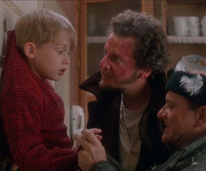 **Home Alone (1990):** A wish-come-true for Kevin McCallister and many kids, the youngster is home alone and free to get up to all kinds of trouble. When the trouble finds him he's left to defend his home with the kinds of genius booby-traps we all dreamed of devising at that age.