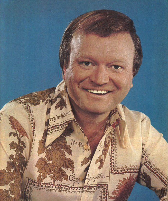 He was the host of *New Faces* through the '70s.
