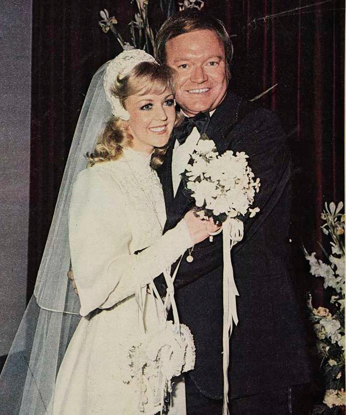 Bert tied the knot with Patti McGrath in 1974.