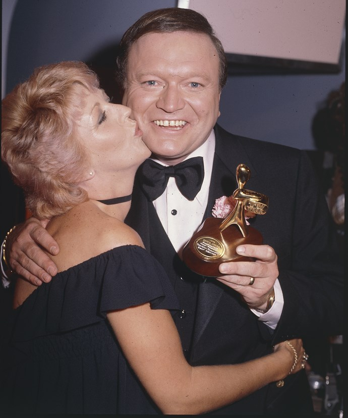 """""""People forget that Patti won a Logie a long time before I did,"""" Bert told TV WEEK."""