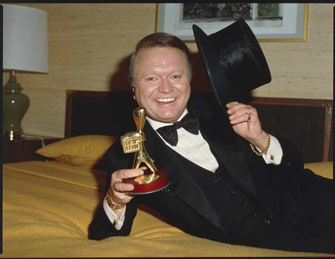 Bert went on to win the Gold Logie in 1981, 1982 and 1984.