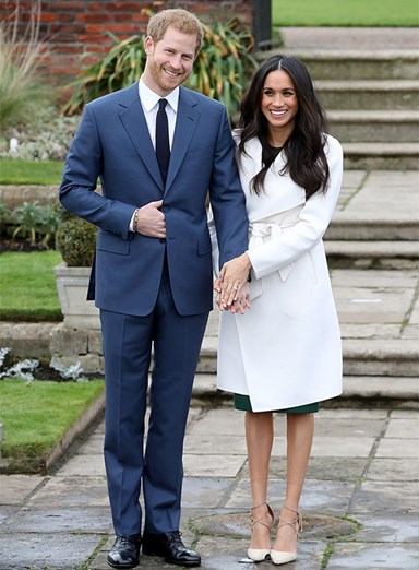 The hilarious response to Meghan and Harry's engagement from Suits fiancé