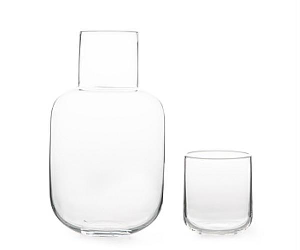 """Breastfeeding mums need to stay hydrated. This lovely water carafe and cup set from Country Road will sit nicely on a bedside or coffee table. [Dale carafe set, $39.95, Country Road](https://www.countryroad.com.au/shop/home/kitchen-and-dining/serving/60214261-297/Dale-Carafe-Set.html target=""""_blank"""" rel=""""nofollow"""")."""