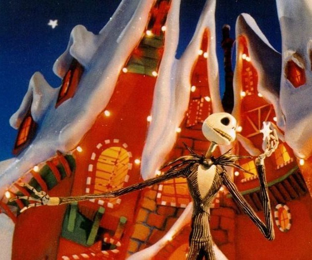 ***Tim Burton's The Nightmare Before Christmas* (1993, Foxtel)** <br><br> The King of Halloween Town, Jack Skellington (voiced by Chris Sarandon), discovers the magic of Christmas and attempts to bring the festive occasion to his town.