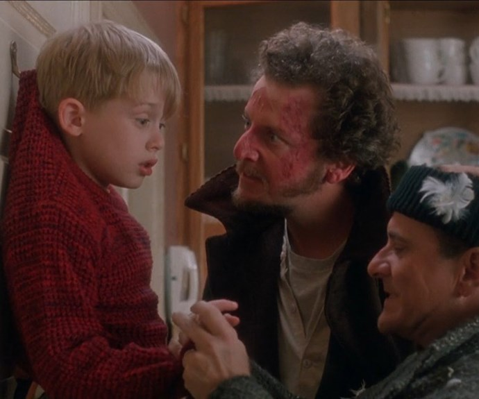 ***Home Alone* (1990, Foxtel)** <br><br> When 8-year-old Kevin McCallister (Macaulay Culkin) finds himself home alone at Christmas, he must protect the family residence from two con men who plan to rob it.