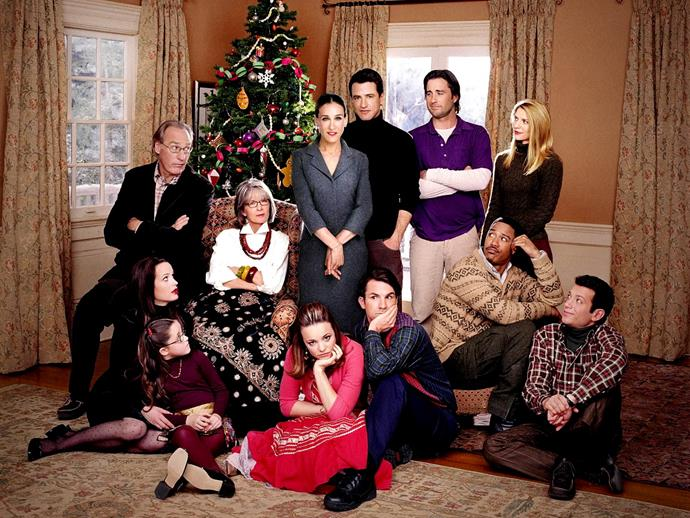 ***The Family Stone* (2005, Foxtel)** <br><br> An all-star cast with Rachel McAdams, Sarah Jessica Parker, Diane Keaton and more, this film follows Christmas with an eccentric, dysfunctional family.