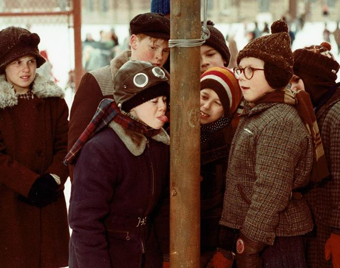 ***A Christmas Story* (1983, Stan)** <br><br> This classic follows bullied youngster Ralphie Parker (Peter Billingsley), who tries to convince his parents, teacher and Santa that a Red Ryder air rifle is the perfect Christmas gift.