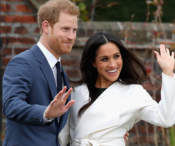 Meghan will have a range of friends and family in attendance!