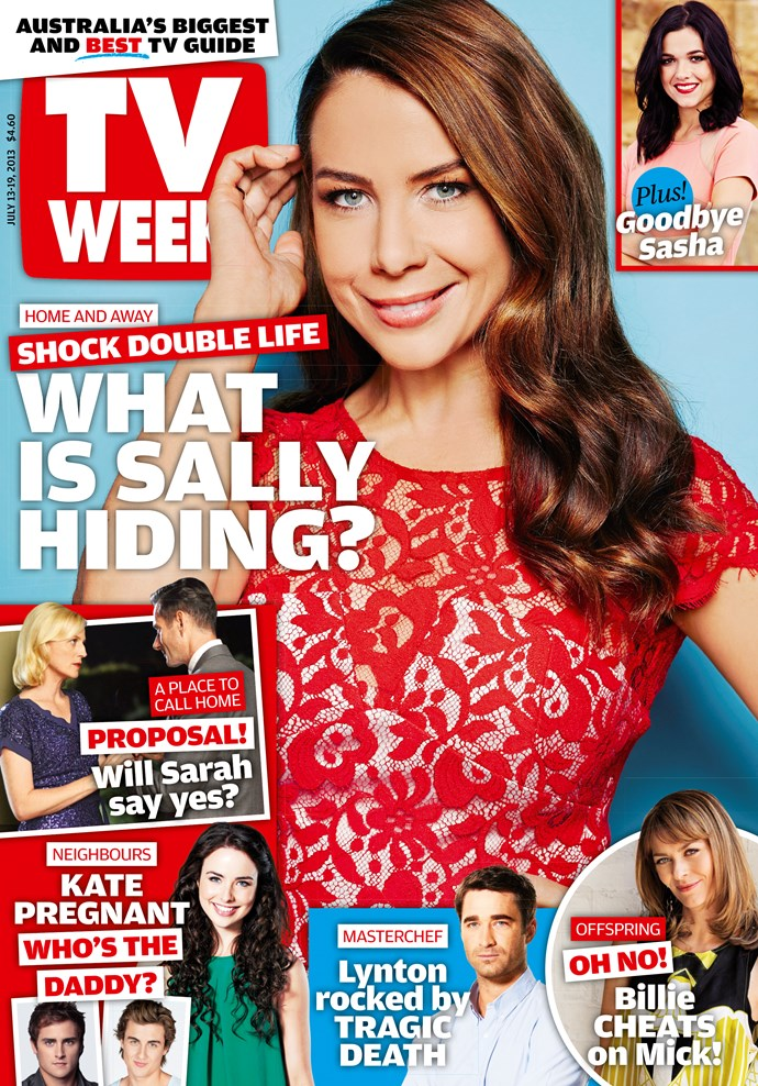 2003: Another day, another Kate Ritchie cover!
