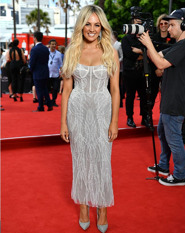"""[Samantha Jade](https://www.nowtolove.com.au/celebrity/celeb-news/samantha-jade-comes-clean-about-guy-sebastian-23764