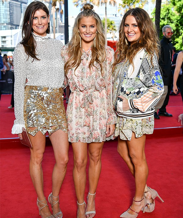 Country's music sirens The McClymonts.