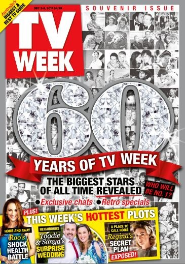 It's our 60th birthday! Make sure you pick up this week's issue (and the next two editions) for retro specials and exclusive chats.