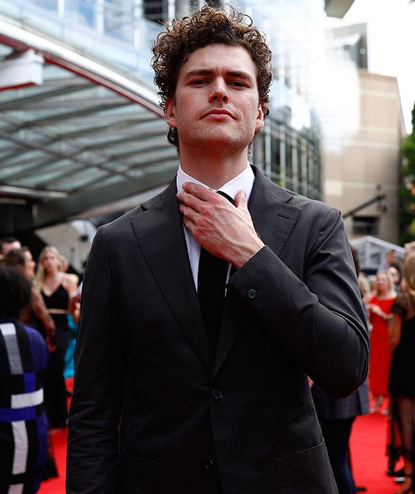 Looking sharp Vance Joy.