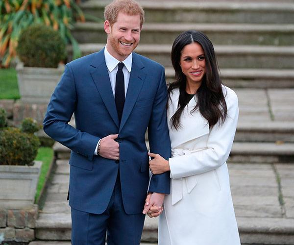 Prince Harry and Meghan Markle share their joyous news!