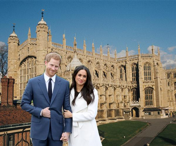 The pair will wed at Windsor Castle in May, 2018.