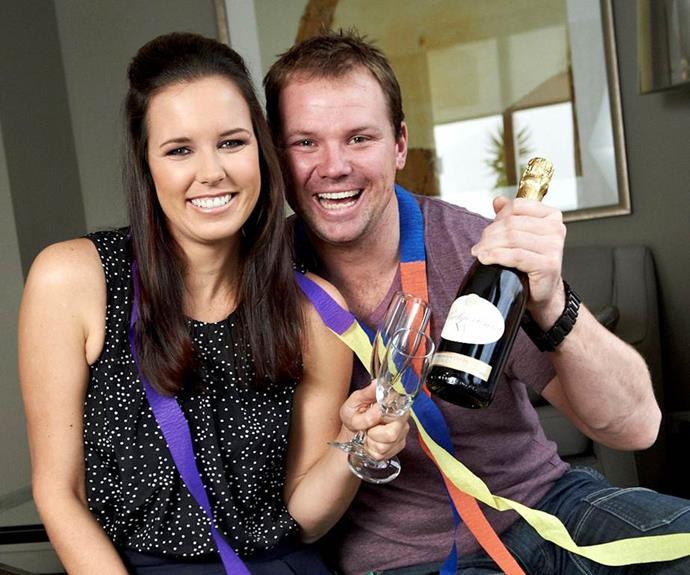 **Brad and Lara:** After winning season 5 and taking home a whopping $606,000, Brad and Lara Cranfield did what any true Aussies would - buy a pub. The couple transformed the Maryville Tavern in Newcastle after an eight-month reno, all the while caring for a brand new bub. Brad also teamed up with Dale to take part in *Fans V Faves*.
