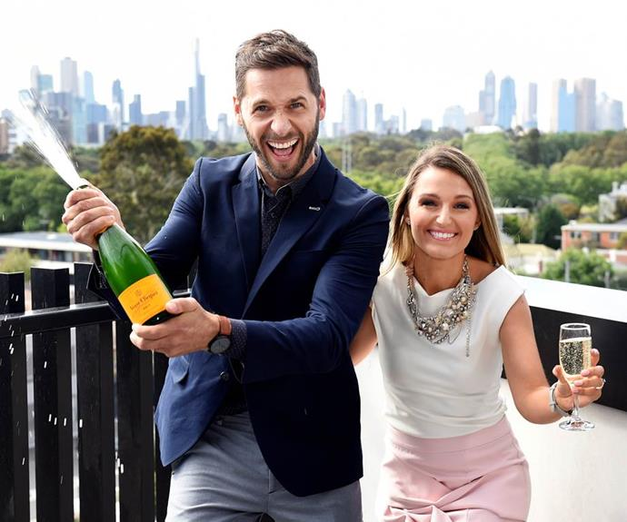 **Dean and Shay:** Starring in *Octagon* in 2015 and emerging victorious, Dean and Shay Paine have enjoyed settling into the simple country life. This couple love to travel and share their adventures on their blog, *The Gathering Folk*. They also recently welcomed baby boy Vinnie Clifford, to join bigger sister Everly.