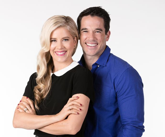 **Michael and Carlene:** Winning numerous challenges and room reveals during the season, Michael and Carlene weren't going to leave the renovating space any time soon. These fan favourites now specialise in home-styling consultancy services as well as property styling, and just hosted *Ready, Set, Reno*, their own renovation show on 9Life.