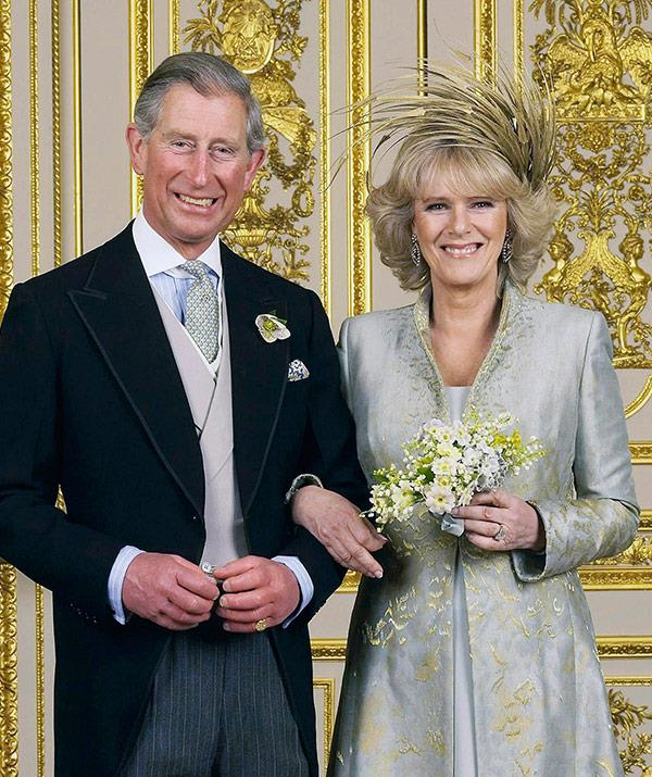 Our body language expert thinks Charles and Camilla often have strained smiles.
