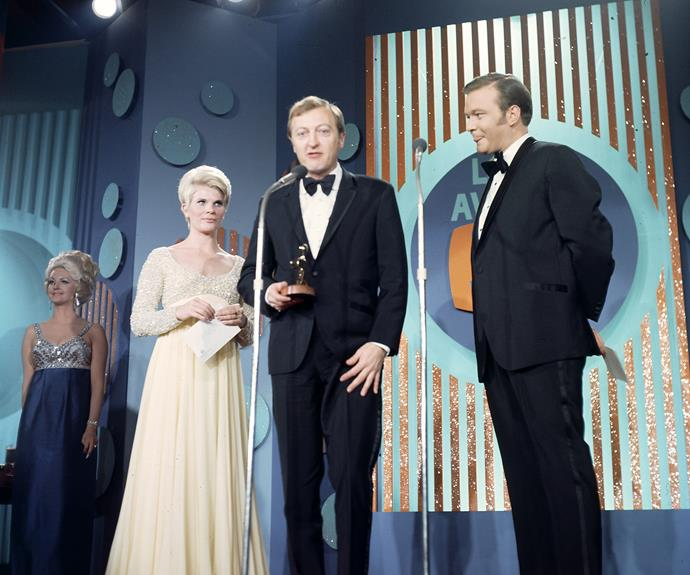 "**1969:** Graham ""Gra Gra"" Kennedy won his third Gold Logie in 1969. *In Melbourne Tonight* had made him a star, but later in the year he quit the show due to exhaustion."
