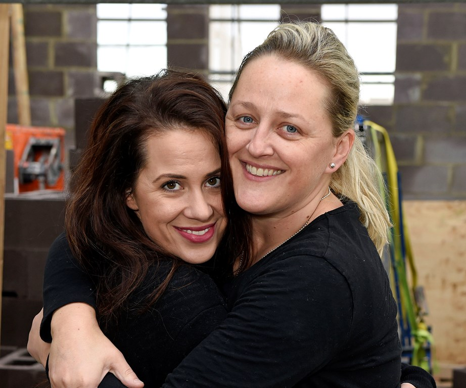 Julie and Sasha are still together.