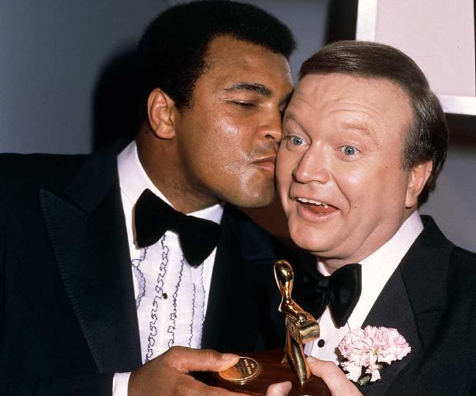"**1979:** A TV WEEK Logies knockout was in the air when a quip by host Bert Newton to boxing great Muhammad Ali went terribly wrong. Bert said, ""I like the boy"", unaware it could be taken as a racial slur. ""It was an honest mistake on my part,"" Bert said later."