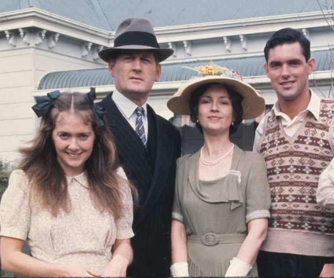 "**1976:** Drama filled the screens with hospital soap *The Young Doctors* and wartime series *The Sullivans*. Viewers sobbed when Grace Sullivan (Lorraine Bayly, below centre) was killed in the Blitz, but cheered when hospital dragon Sister Grace Scott (Cornelia Frances) fell down the lift shaft. ""Everyone loved a bitch and I loved playing her,"" Cornelia said."