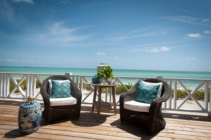 Kamalame Cay is in the heart of The Bahamas, off the coast of Andros Island and just one kilometre from the third largest barrier reef in the world.