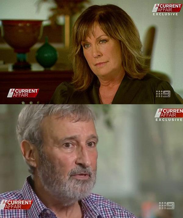 Tracy Grimshaw sat down with Don, who denied all notions of sexual harassment.