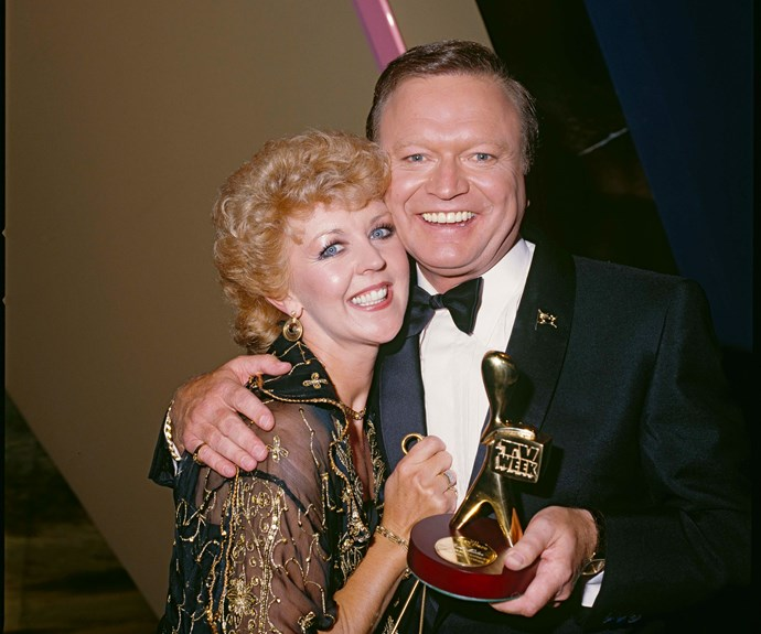 **#1 Bert Newton** Our number one biggest star of TV WEEK is... Bert Newton! Bert made his TV debut in August 1957 and ever since, he has played a pivotal role in every decade of Australian television. He has remained a key force throughout, never performing at anything less than the top of his game.