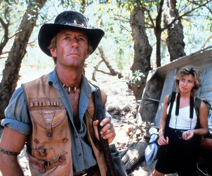 """**#6 Paul Hogan** Long before 1986 international hit *Crocodile Dundee* made him a superstar, Hoges, now 78, was a legend in Australia. In the 1970s, the then Sydney Harbour Bridge rigger went on talent show *New Faces*, followed by a stint on *A Current Affair* with Mike Willesee. Then, with manager John """"Strop"""" Cornell by his side, Hoges turned his larrikin humour into sketch comedy series *The Paul Hogan Show*."""