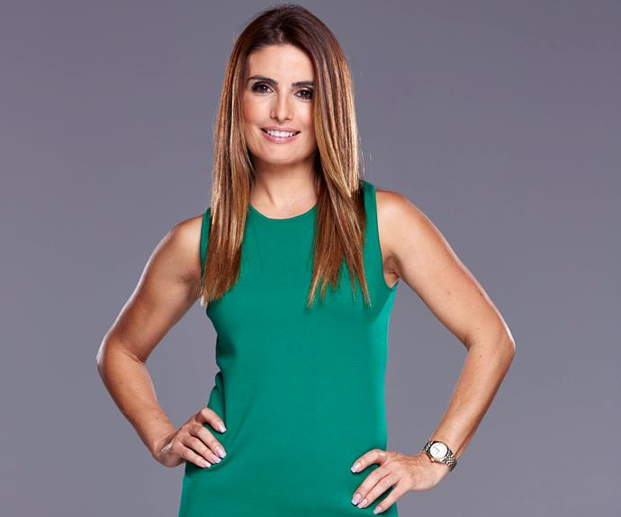 **#24 Ada Nicodemou** She's portrayed Leah Patterson-Baker in *Home And Away* for the past 17 years. And thankfully for fans of the drama, Ada has no plans to give up the role that has made her a household name anytime soon. In fact, the three-time Gold Logie nominee and regular TV WEEK cover star admits there's nowhere she'd rather be.