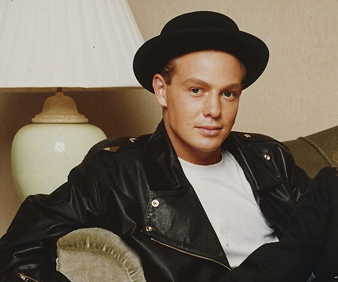 """**#34 Jason Donovan** Any *Neighbours* fan worth their salt will recall the iconic union between Scott Robinson and Charlene Mitchell. The characters, played by Jason and Kylie Minogue, were considered a """"super couple"""" in the '80s, and fronted the cover of TV WEEK regularly. In fact, their wedding was one of the most-watched scenes in Australian drama history. Jason, 49, left *Neighbours* to pursue a career in music."""