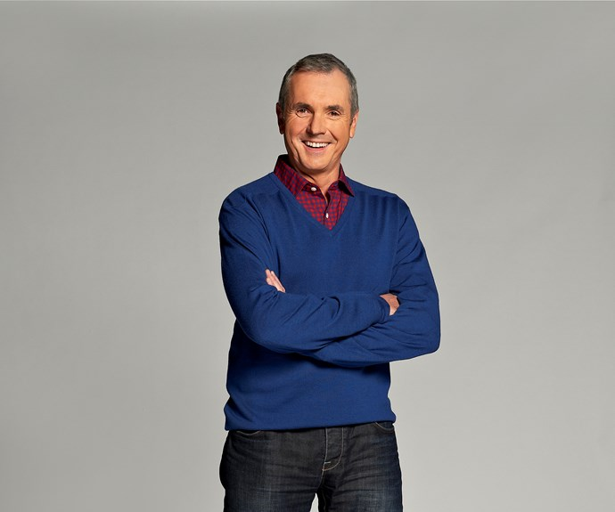 **#36 Alan Fletcher ** Playing Dr Karl Kennedy in *Neighbours* for the past 23 years has been the role of a lifetime for veteran Alan. Prior to his arrival in Ramsay Street, Alan appeared in Aussie dramas such as *Cop Shop*, as well as US series *The Love Boat*. Alan, 60, and Jackie Woodburne, who plays his on-screen wife, are the longest-serving duo in *Neighbours*.
